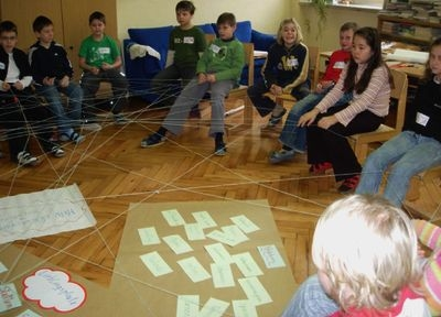 Workshop der Kinder