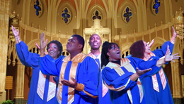 4Real American Gospel feat. Shelia Michellé