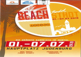 Beach findet Stadt 2019 - Aftershow-Party