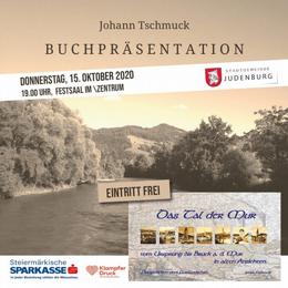 Buchpräsentation 'Das Tal der Mur' - Johann Tschmuck