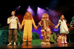 Der Zauberer von Oz - Theater mit Horizont