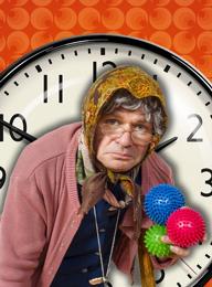 Ausverkauft - Ermi Oma - 24 Stunden Pflege(n)