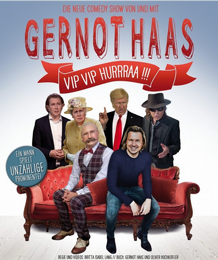 Gernot Haas - Kabarett