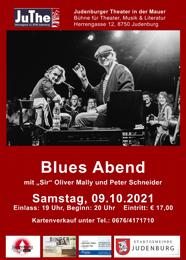 Blues Abend mit
