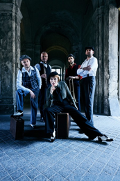 Judenburger Sommer - 'Let's Celebrate, Let's Swing & Dance' Marina & The Kats, Konzert & Party