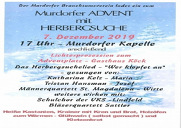 Murdorfer Advent & Herbergsuche