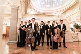 Oberton String Octet - Jeunesse Konzertreihe