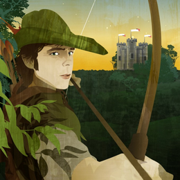 Robin Hood - Theater mit Horizont