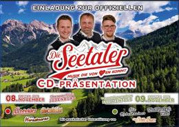 CD-Präsentation 'Die Seetaler'