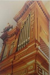 Einladung zum Fest der Orgelweihe